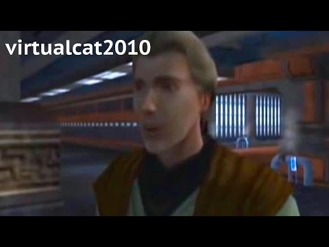 KOTOR2 (DS): Making Disciple the Lightest Jedi on the spot
