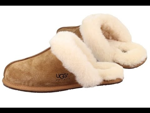 Check-out these Ugg Scuffette Slippers!