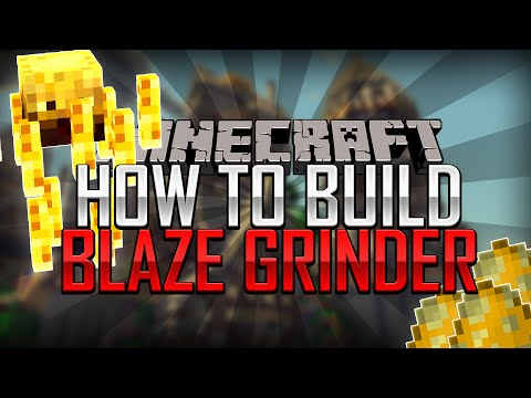 How To: Build A Blaze Grinder [60FPS] [HD] [EASY]
