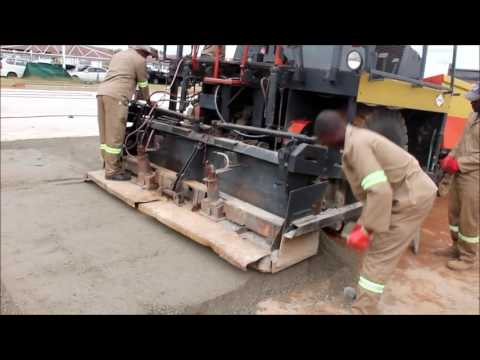 Roller Compacted Concrete - South Africa