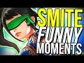 Download BLINDFOLDED SMITE! (Smite Funny Moments) MP3,3GP,MP4