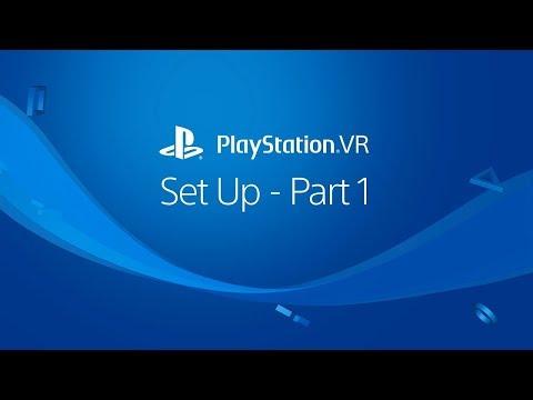 PS VR Set Up - Part 1 - Unboxing
