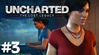 EL PUZZLE MAS GRANDE DEL MUNDO | Uncharted: The Lost Legacy #3