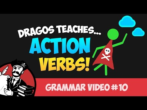 Action Verbs: Transitive or Intransitive and Indirect Object (Grammar Tutorial #10)