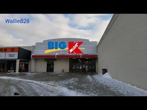 Abandoned Kmart At Indiana Mall Indiana, Pa