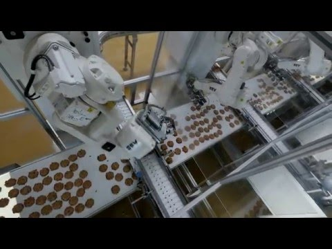 Small company, big vision – robotics help to keep Dutch bakery profitable and flexible