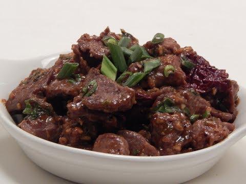 Simple Lamb Stir Fry | Sanjeev Kapoor Khazana