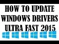 How To Update Windows Pc Drivers Ultrafast For Free