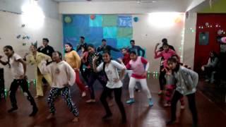 Haanikaarak Bapu - dance video  Dangal  students