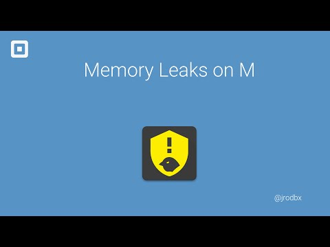 Android Spring Cleaning: Memory Leaks by John Rodriguez