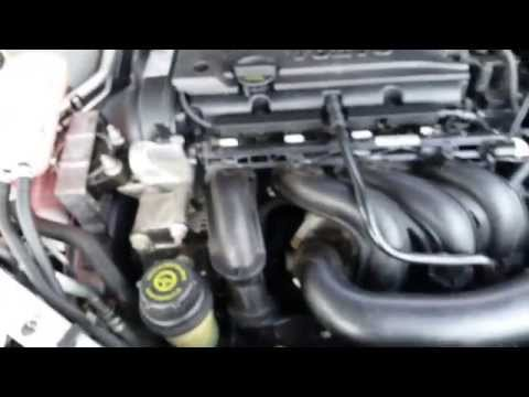 Ford Focus 2006 power steering issue (1/2)