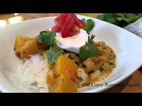 The Everyday Chef: How to Prep and Cook Red Curry Butternut Squash