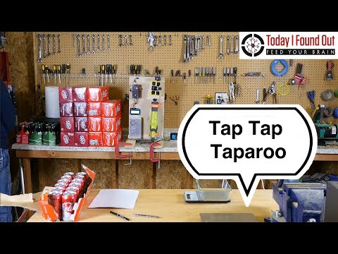 Does Tapping a Shaken Can of Soda Actually Reduce Foam?