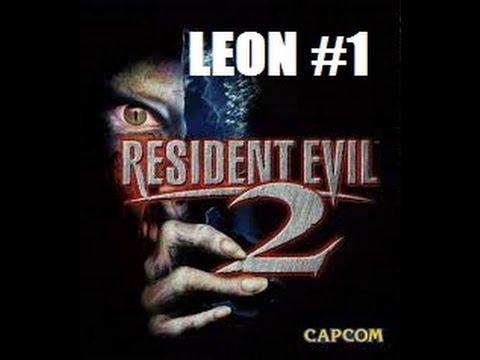 Resident Evil 2 LEON Part 1 Special Key