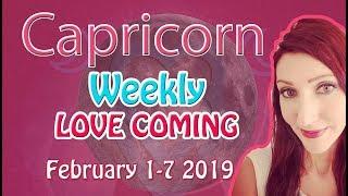 Capricorn love Tarot scopes February 2019 Videos - 9tube tv