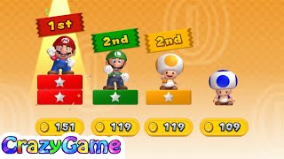 New Super Mario Bros  Wii 100% Walkthrough Part 16 - World 8