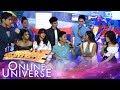 Showtime Online Universe: Mindanao contender Ryan Patrocenio studies in a performing arts school