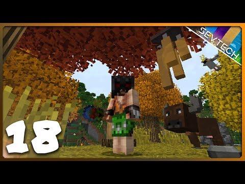 Minecraft: SevTech Ages || KRUNKK'S BUFFALO DANCE! 🕺 || Ep 18