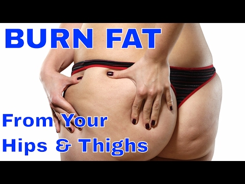 How To Lose Fat Around Your Hips and Thighs - Neil O'Nova @Stronger+Leaner