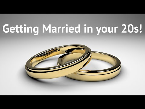 Getting Married in Your 20s   Advice