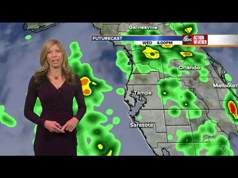 Florida's Most Accurate Forecast with Shay Ryan on Tuesday, May 29, 2018
