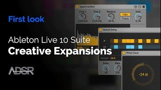 Ableton Live 10 - Tutorial for Beginners [+General Overview
