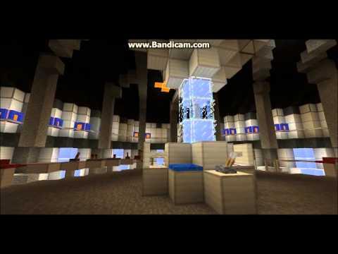 Minecraft TARDIS Console V1 TEASER