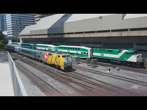 Triple Threat! Union Station in Toronto, Ontario on May 25th, 2018