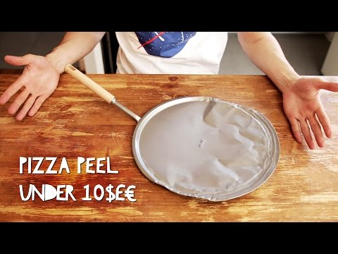 #4 Homemade Pizza Peel under 10$ (BONUS)