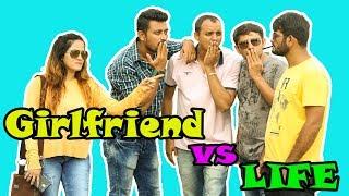 Girlfriend vs LIFE [Mungis. Best Comedy]