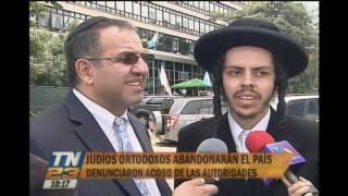Judíos ortodoxos anuncian que se irán del país e63beb0a179