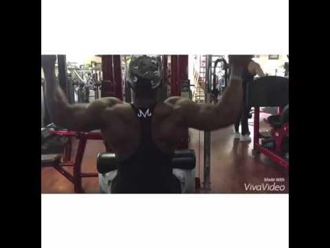 Cobra Back workout