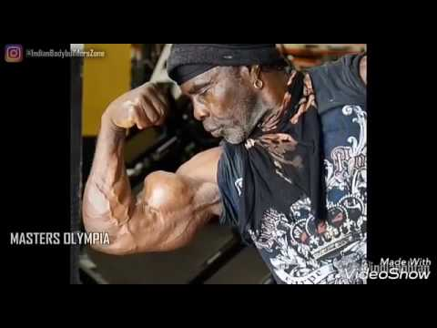 Bodybuilders who are more than 60 years old