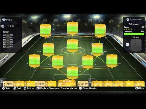 Fifa 15 Chemistry Explained