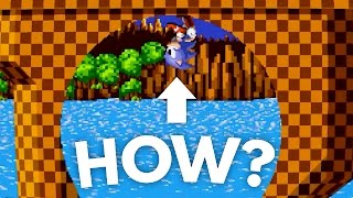 How Can Sonic Run Around Loops?   Science of Sonic The Hedgehog DECONSTRUCTED