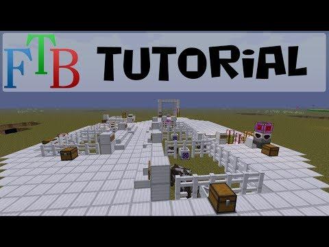 MineFactory Reloaded (MFR) Tutorial: Animal & Mob Farms (FTB 1.6.4)