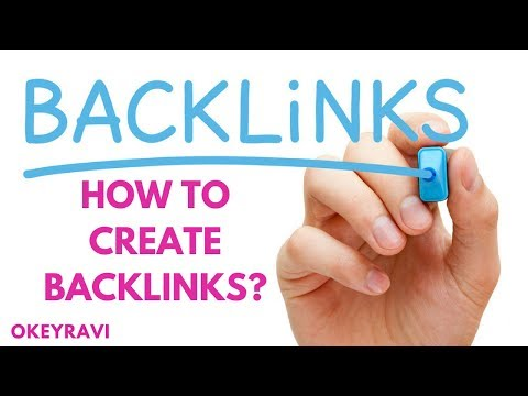 How to Create backlinks for Website In Hindi | Comment method | Okey Ravi