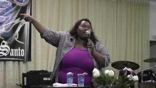 Testemunho Fabiana AnastÁcio Ao Vivo (hd) - Igreja Unida Em Cristo Osasco MarÇo/2013