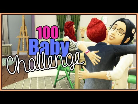 The Sims 4 | 100 Baby Challenge | S1 Part 11 [No More Toddlers!]