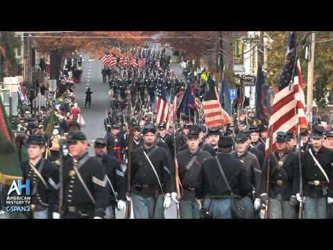 Gettysburg Remembrance Day Civil War Parade