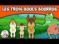 Les Trois Boucs Bourrus Histoire Pour S Endormir Contes De Fées Français Histoire Pour Enfants