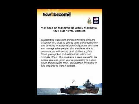 How To Pass Royal Navy Officer Interview