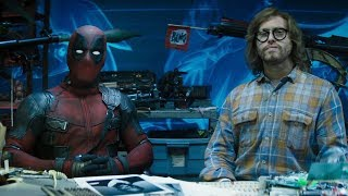 Interview Scene | Deadpool 2 (2018) Funny Scene