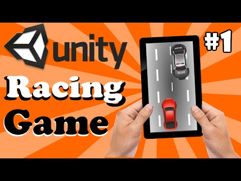 Unity Racing Game Development Tutorial For Beginners-Create 2D Car Racing Game(Windows & Android)