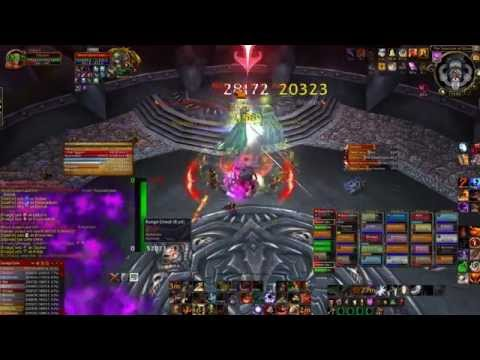 41k dps Shadowmourne warrior 4.01. 101560 execute crit
