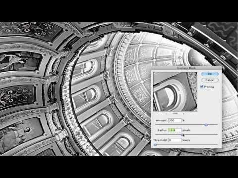 Advanced Sharpening and Noise Reduction in Photoshop