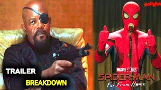 Download Spiderman Far From Home Trailer Breakdown in Tamil Video