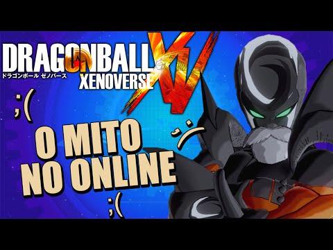 Dragon Ball Xenoverse: BATALHAS ONLINE - O MITO!!