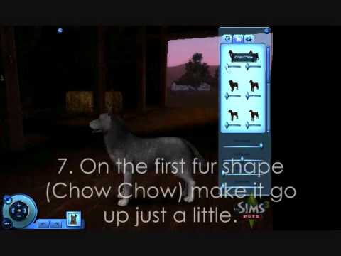 REAL!!! How to Create a Wolf Tutorial!(KEEP ANNOTATIONS ON!)