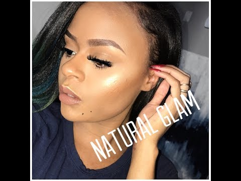 Easy Everyday Natural Makeup Tutorial